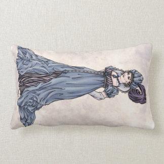 Regency Fashion - Couple #3 - Throw Pillow