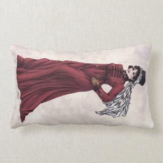 Regency Fashion - Couple #5 - Throw Pillow