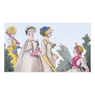 Regency Fashion Custom Personal Calling Cards Double-Sided Standard Business Cards (Pack Of 100)