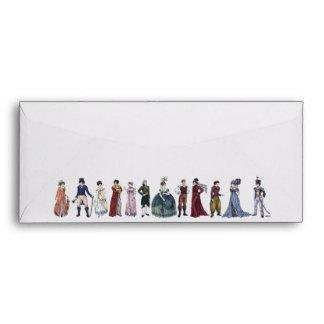 Regency Fashion Envelope - #10 Standard Business