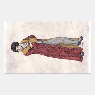 Regency Fashion - Gentleman #2 - 4 Sticker Sheet