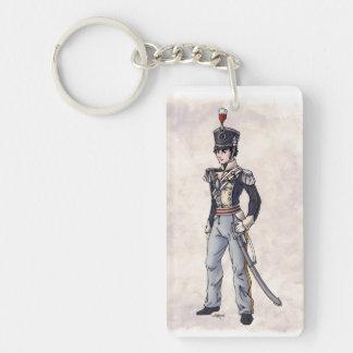 Regency Fashion - Gentleman #4 - Keychain