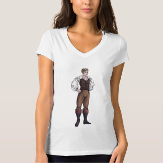 Regency Fashion Jane Austen Shirt - Gentleman #5