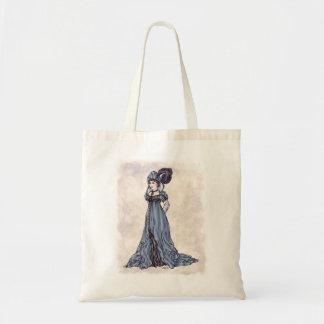 Regency Fashion - Lady #3 - Tote Bag