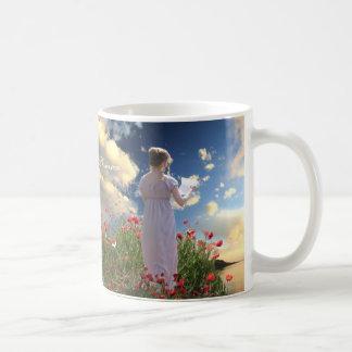 Regency Jane Austen inspired mug