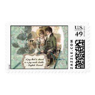 Regency Joy Stamp