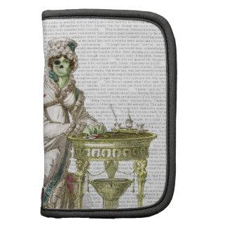 Regency lady  - Zombified! Planner
