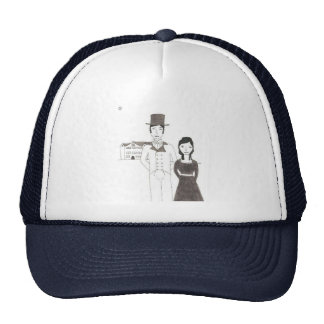 Regency Man and Wife (Time Won't Let Me Go) Trucker Hat