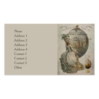 Regency Rapture Business Card
