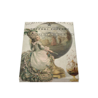 Regency Rapture Canvas Print