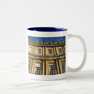 Regency Tea Cup Two-Tone Coffee Mug