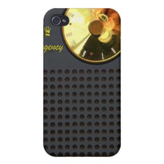 Regency Transistor Radio iPhone 4 Case