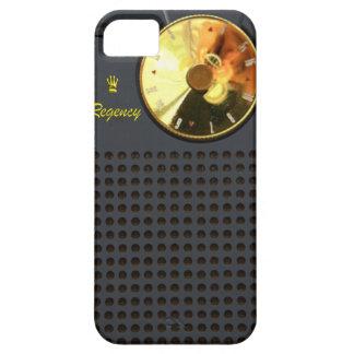 Regency Transistor Radio iPhone Case iPhone 5 Covers