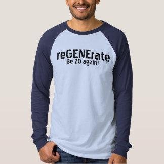 reGENErate, Be 20 again! Tee Shirt