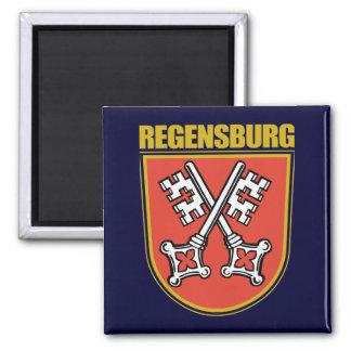 Regensburg 2 Inch Square Magnet