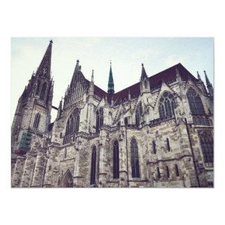 Regensburg dome custom announcements