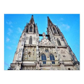 Regensburg dome invitations