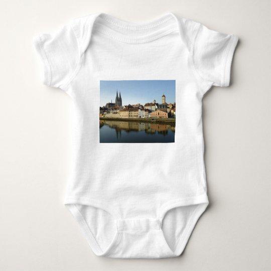 Regensburg, Germany Baby Bodysuit