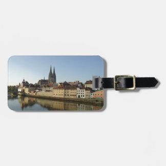 Regensburg, Germany Bag Tag