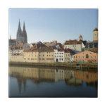 Regensburg, Germany Ceramic Tile