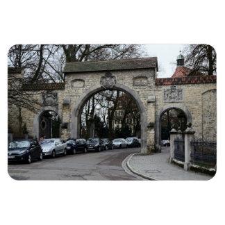 Regensburg, Germany Flexi Magnet