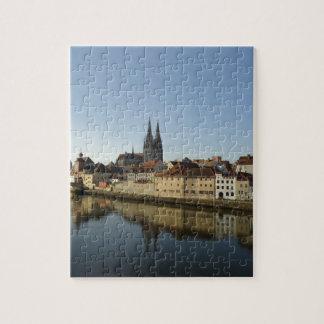 Regensburg, Germany Jigsaw Puzzle