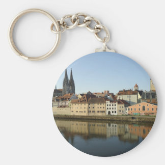 Regensburg, Germany Keychain