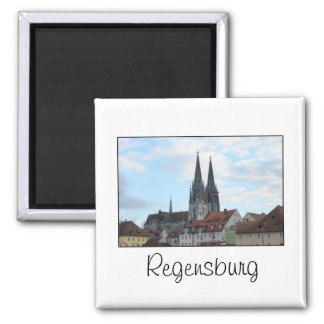 Regensburg, Germany Magnet