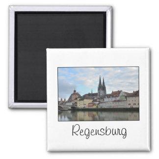 Regensburg, Germany Fridge Magnet