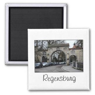 Regensburg, Germany Refrigerator Magnet