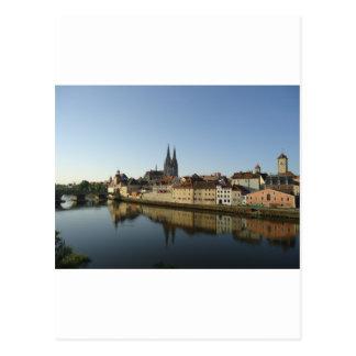 Regensburg, Germany Postcard