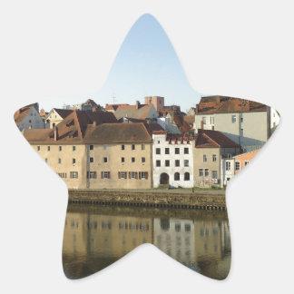Regensburg, Germany Star Sticker