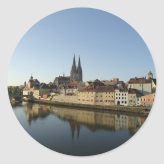 Regensburg, Germany Sticker