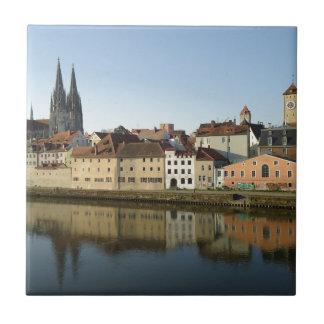 Regensburg, Germany Tile