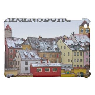 Regensburg - invierno a lo largo del Donau