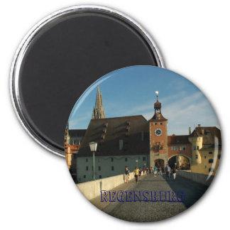 Regensburg Fridge Magnets
