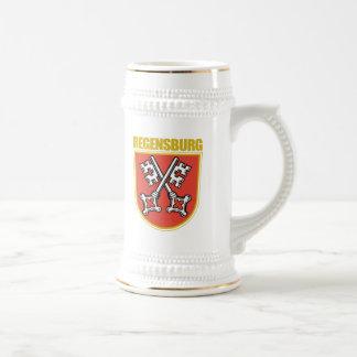 Regensburg 18 Oz Beer Stein