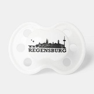 Regensburg Skyline Pacifier