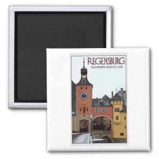 Regensburg - Steinerne Brücke Magnets