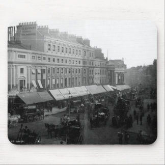 Regent Circus, London, c.1890 Mouse Pad