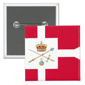 Regent Of Denmark, Greenland Pin