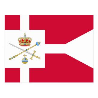 Regent Of Denmark, Greenland Postcard