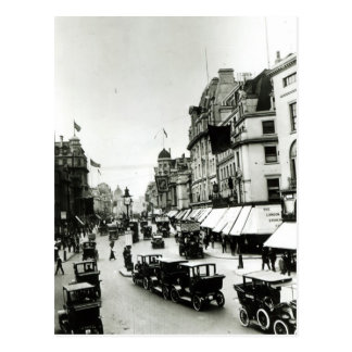 Regent Street, 1910s Postcard