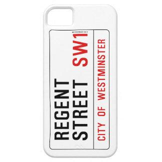 Regent Street iPhone 5 Cases