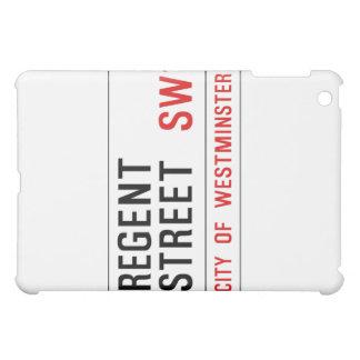 Regent Street iPad Mini Cover