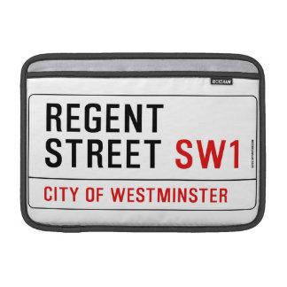 Regent Street MacBook Air Sleeve