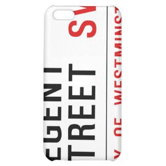 Regent Street Cover For iPhone 5C