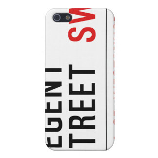 Regent Street Covers For iPhone 5
