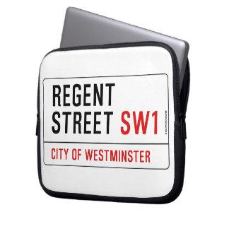 Regent Street Computer Sleeves