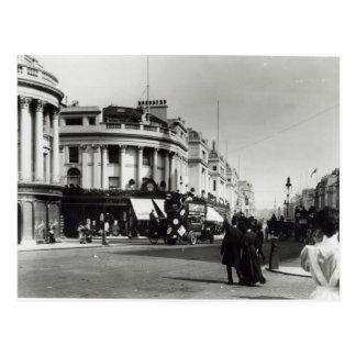 Regent Street, London, c.1900 Postcard